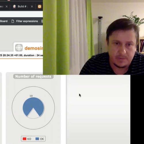 TEST-STACK 22 s Petrem Vlčkem - Gatling ( záznam 🔴 Livestreamu )