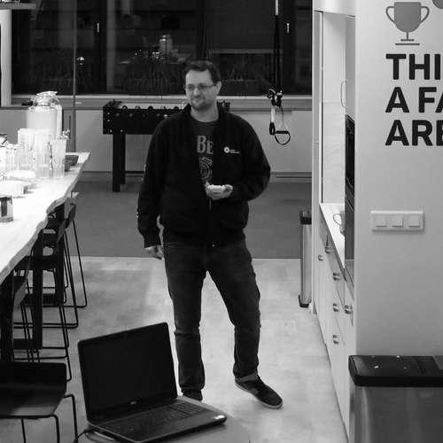 TEST-STACK 24 a Tomáš Přibyl na téma PowerBI a reporting ( záznam 🔴 Livestreamu )