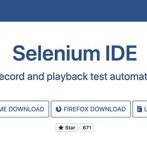TEST-STACK 28 Selenium IDE ( záznam 🔴 Livestreamu )