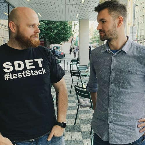 TEST-STACK 35 s Kamilem Kubešem o komunikaci v QA