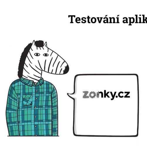 TEST-STACK 40 Jožin Čambora - Testování mobilní aplikace Zonky + robot typos