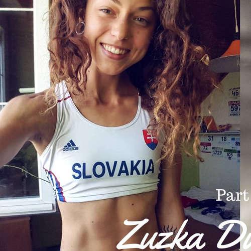 EP.39 Kontrola nad myšlienkami, jedlom a športom nie je ľahká - Zuzka Durcová part.1