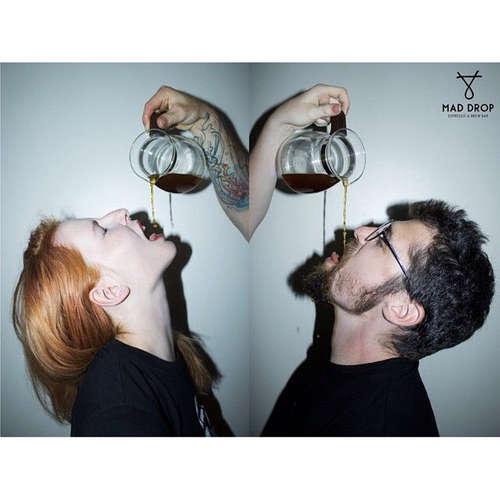EP.59 MAD DROP - Kaviareň, kde sa mixuje metal, láska a kurva dobrá káva.
