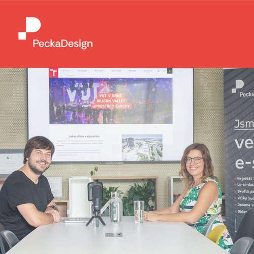 PeckaPodcast: Online marketing vysokých škol na příkladu brněnského VUT