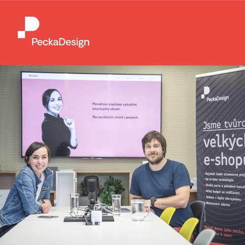 PeckaPodcast: Branding a sociální sítě