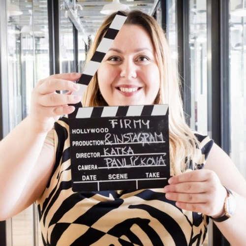 Katka Pavlíčková: Budovanie značky zamestnávateľa na Instagrame