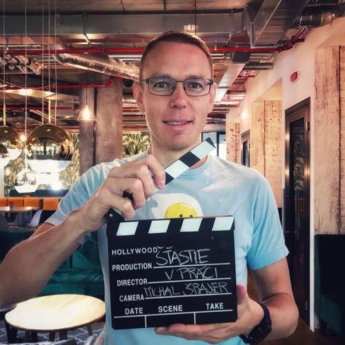 Michal Šrajer: Šťastie v práci