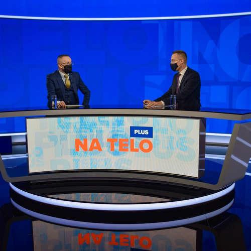 Na telo plus: Prvý rozhovor so šéfom SIS Vladimírom Pčolinským