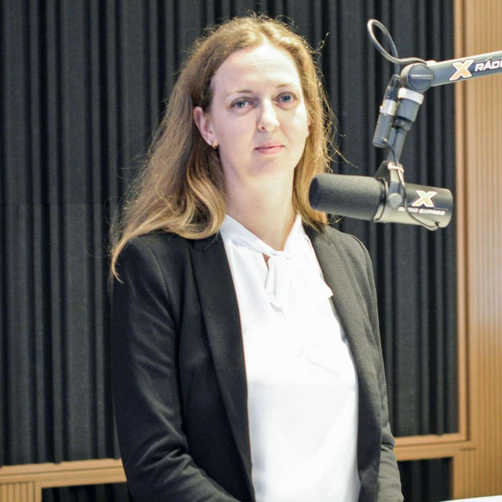 Kristína Babiaková - Vypočúvanie kandidátov na ústavných sudcov ukáže ich... (Braňo Závodský Naživo)