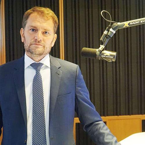 Igor Matovič o aktuálnej politickej situácii na Slovensku