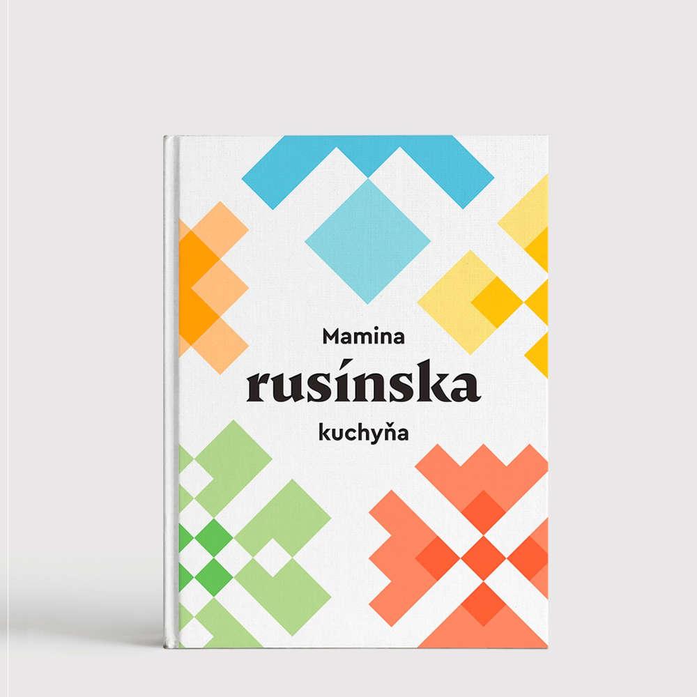 Oli Džupinková predstavuje knihu Mamina rusínska kuchyňa