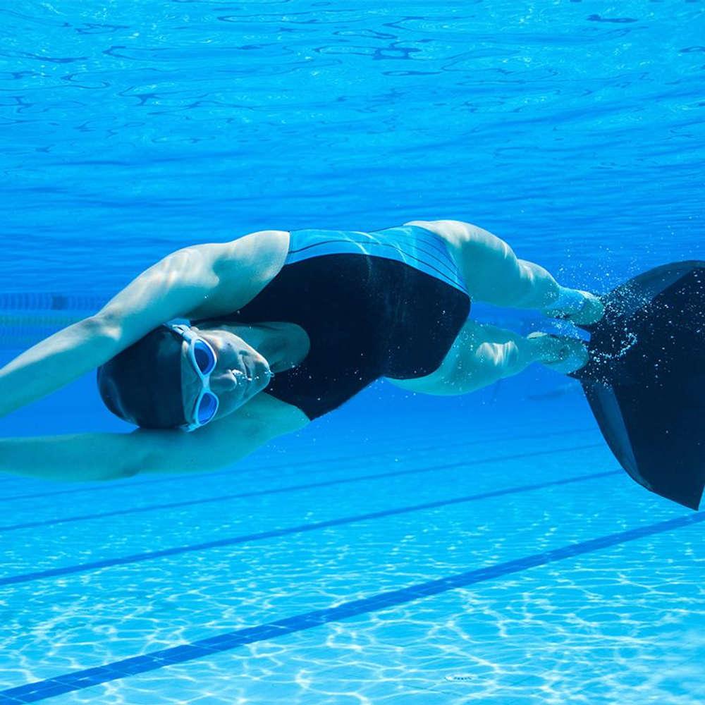 Plutvové plávanie - monoplutva (Roman Kerak)