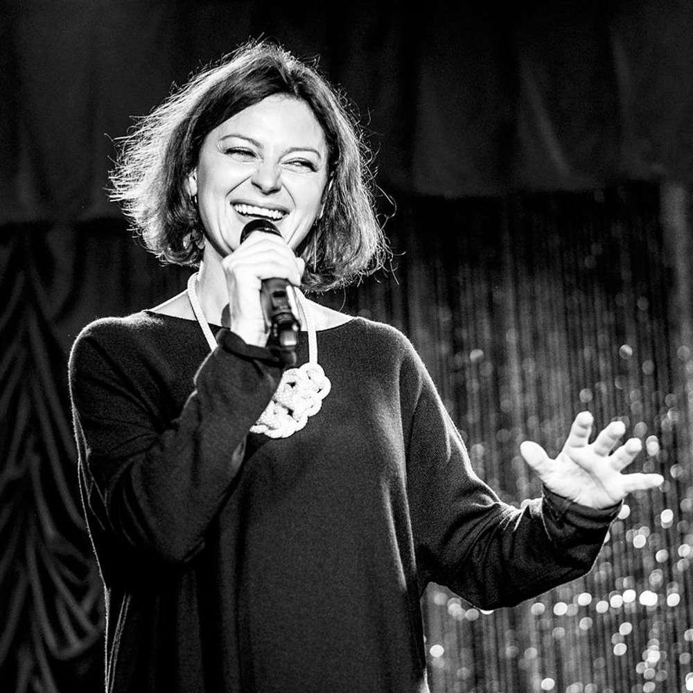 Evita na Exprese: Lujza Garajová Schrameková