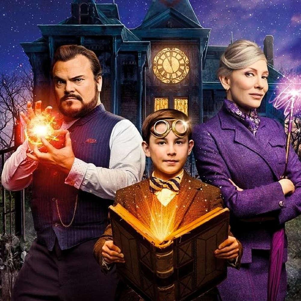 Extra Popcorn  Naša Zuzka predstavuje film Tajomstvo domu s hodinami 1a5735bcd02