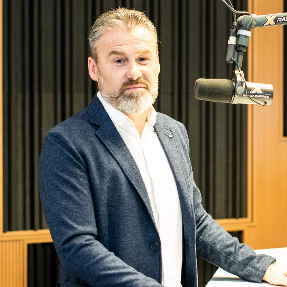Pavel Hapal - Budem hájiť farby Slovenska a urobím všetko, aby sme zvíťazili (BRaňo Závodský Naživo)