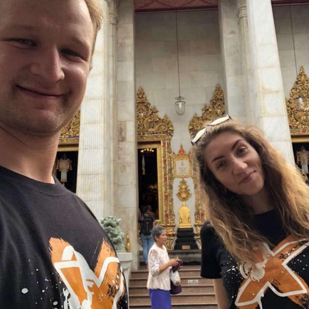 Bangkok ako prvá zastávka (Svetobežníci)
