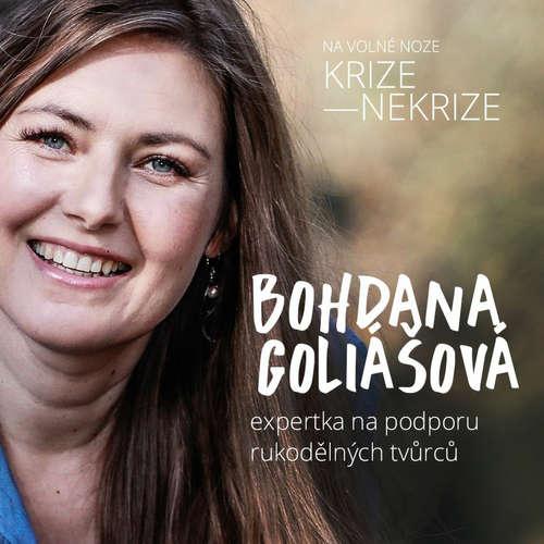 Bohdana Goliášová na volné noze krize—nekrize: Produktivní práce doma (i s dětmi)