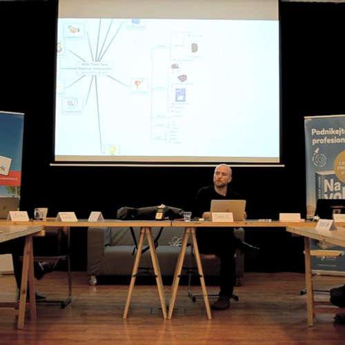 Daniel Gamrot: Nástroje freelancerů