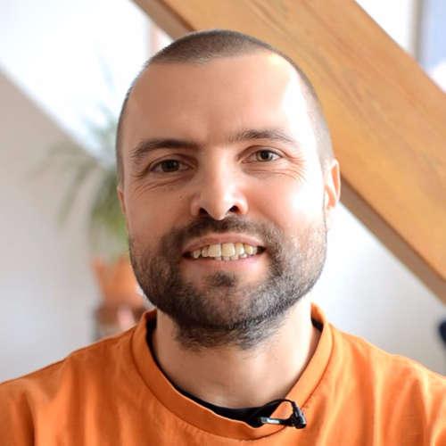 Jak podniká expert na fotobanky Petr Václavek