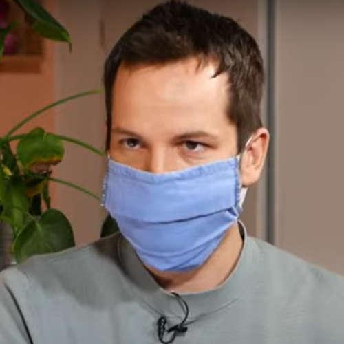 Aktivista Jakub Goda: Ľudí zabíja vírus, ktorému neveria