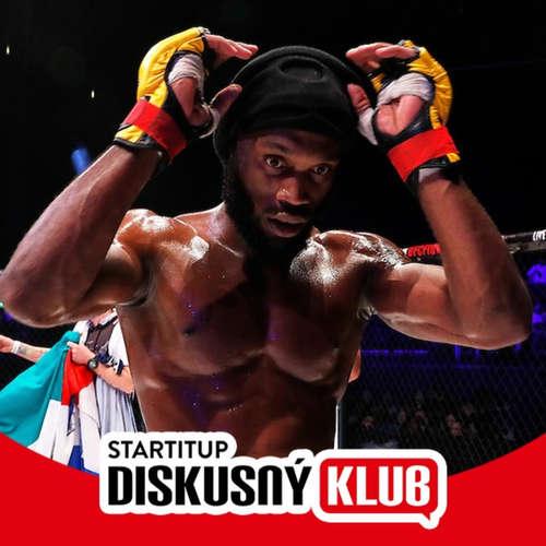 [Diskusný Klub] MMA bojovník Alex Lohore: Bitky o územie v ghette sú oveľa ťažšie, ako zápasy v klietke