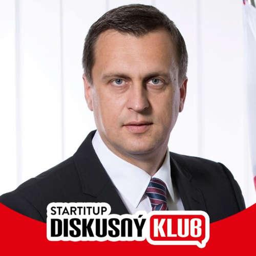 [Diskusný Klub] Andrej Danko: Ak Sputnik položí Matoviča, dám si ho pichnúť