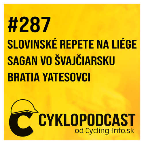 #287 Alaphilippovi sa musí o Slovincoch aj snívať