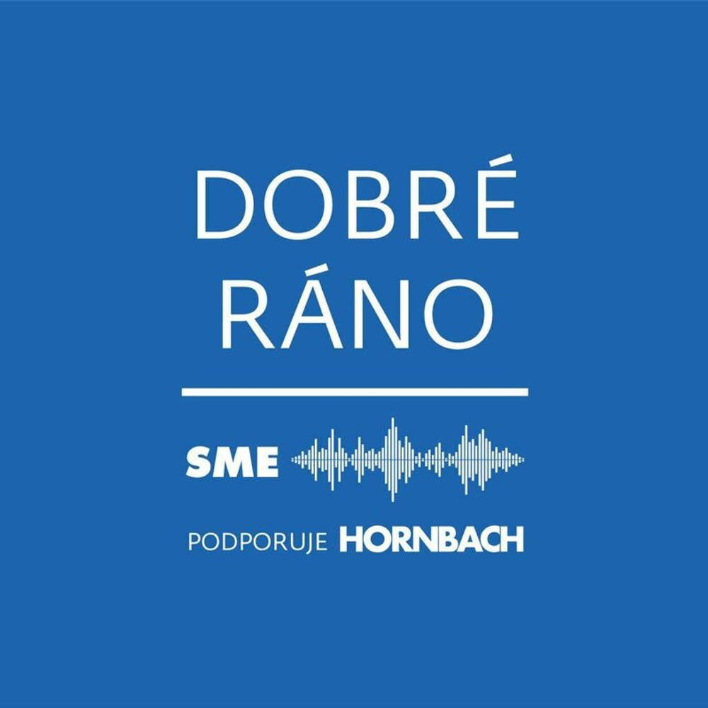 7ffc0b3b365db Prehrávač podcastu Dobré ráno | Denný podcast denníka SME - Audioknihy na  stiahnutie