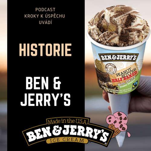 Zmrzlina Ben & Jerry's - Jak 2 hipíci, kteří o podnikání nevěděli vůbec nic vyhráli válku s Häagen-Dazs