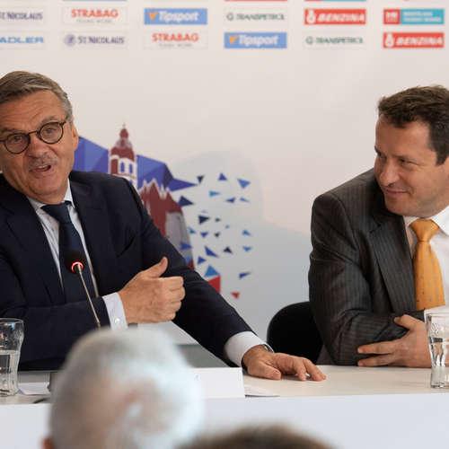 Športový newsfilter: Uplynulé MS v hokeji môžu byť pre Slovensko posledné domáce