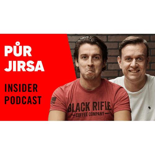 #62 – Tomáš Jirsa a Michal Půr z Insider Podcastu