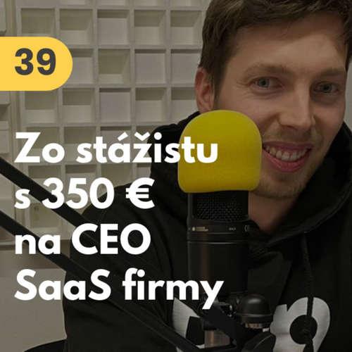 39. Bohumil Pokštefl (Kontentino): Zo stážistu s 350€ platom na CEO SaaS firmy #rozhovor