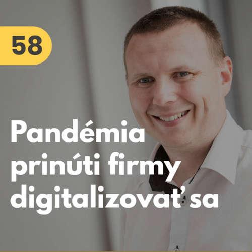 58. Viktor Mečiar (TULIP Solutions): Vďaka koronakríze preskočíme dekádu. Firmy sa začnú digitalizovať  #rozhovor