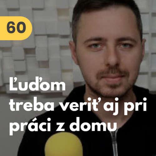 60. Michal Hradil (Hyperia): Svojim zamestnancom musíte dôverovať, aj keď pracujú z domu  #rozhovor