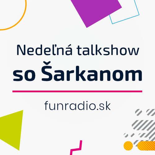 TALKSHOW SO ŠARKANOM | Alexandra Borbély a Július Ševčík