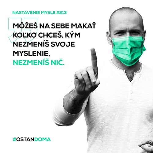 #ostandoma - Ako sa naozaj zmeniť z vnútra navonok | #NM213