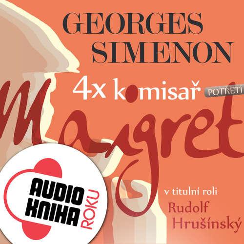 4× komisař Maigret potřetí (Audiokniha roku 2014)