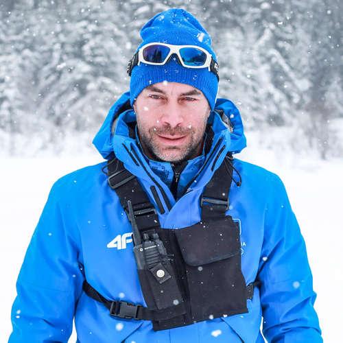 """""""Je to najzdravší šport zo všetkých,"""" vraví tréner bežeckého lyžovania Stanislav Holienčík"""