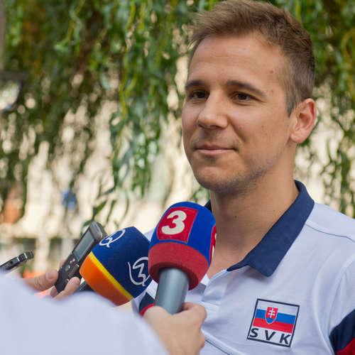 Volejbalista Matej Kubš o reprezentácii SR a výchove mládeže