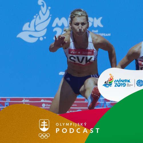 """Slovenská rekordérka: """"Olympiáda by bola krásnym vyvrcholením"""""""