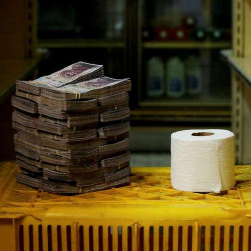 #4 - Toaletak z Venezuely