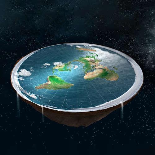 164. Plochozemisti: Pokrivené tvrdenia o zakrivenej Zemi