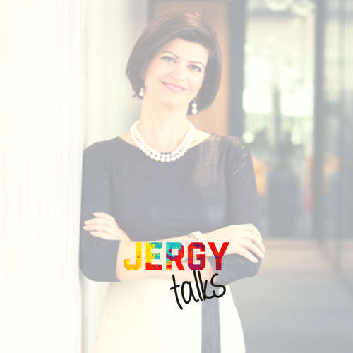 JERGY talks - Ivana Molnarova