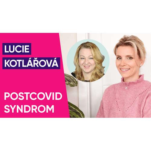 #44: PharmDr. Lucie Kotlářová o postcovid syndromu