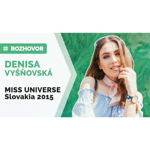 ROZHOVOR   Denisa Vyšňovská: Jeden post na Instagram robím 6 hodín