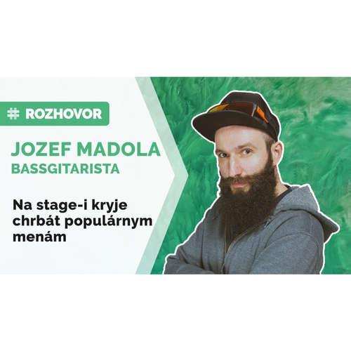 ROZHOVOR   Basák Strapa a Emmy Drobnej Jozef Madola: Bekstejdž je najbesnejší s rapermi