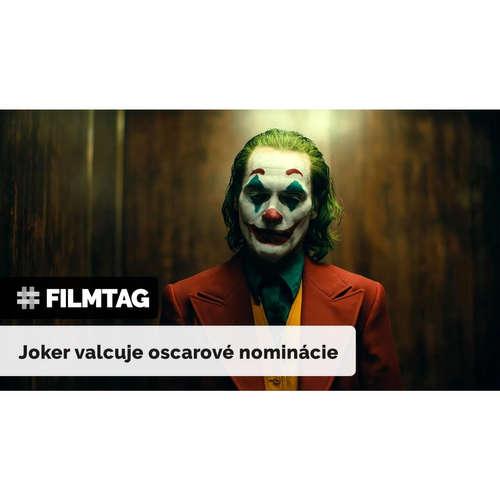 FILMTAG   Joker ovládol nominácie na Oscara, Zaklínač je top seriálovým hitom