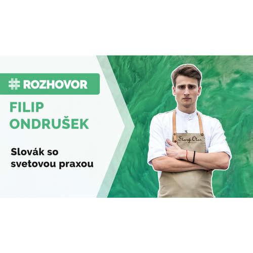 ROZHOVOR   Má len 24 rokov a už hviezdil v najluxusnejších reštauráciách sveta