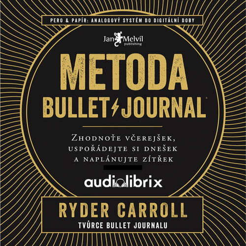 Ryder Carroll - Bullet Journal