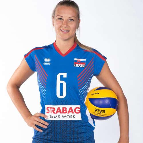 Slovenská volejbalistka o živote vo Francúzsku a volejbale počas korony